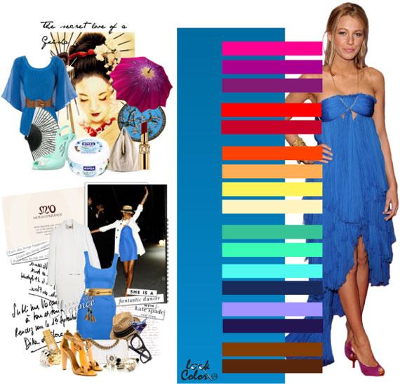Как сочетать цвета в одежде - фото 28