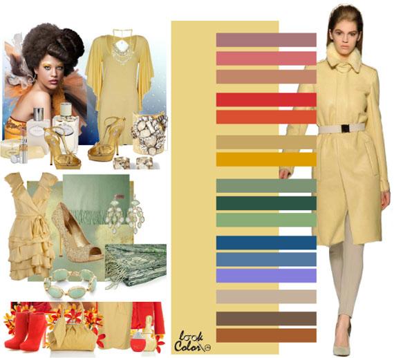 Как сочетать цвета в одежде - фото 29