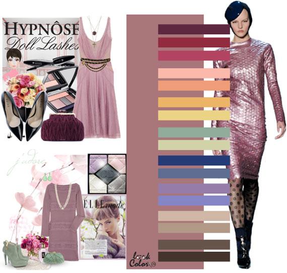 Как сочетать цвета в одежде - фото 30