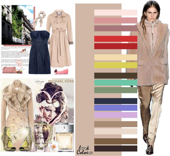 Как сочетать цвета в одежде - фото 32