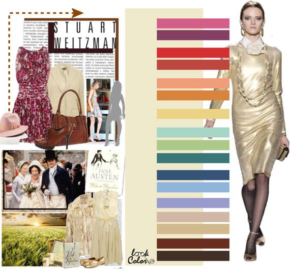 Как сочетать цвета в одежде - фото 34