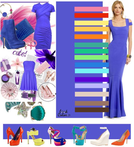 Как сочетать цвета в одежде - фото 36