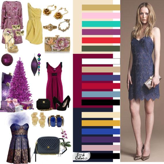 Как сочетать цвета в одежде - фото 37