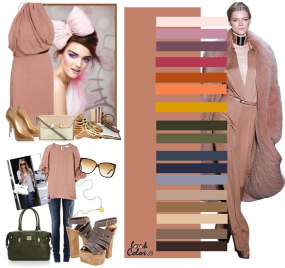 Как сочетать цвета в одежде - фото 41