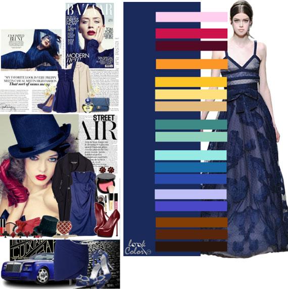 Как сочетать цвета в одежде - фото 47