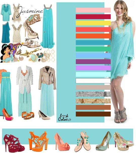 Как сочетать цвета в одежде - фото 5