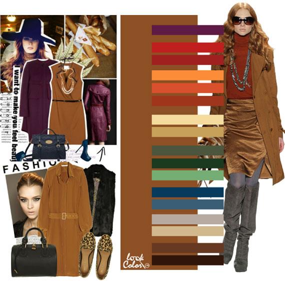 Как сочетать цвета в одежде - фото 50
