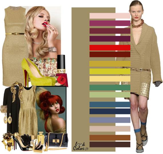 Как сочетать цвета в одежде - фото 51