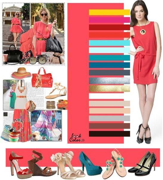 Как сочетать цвета в одежде - фото 6