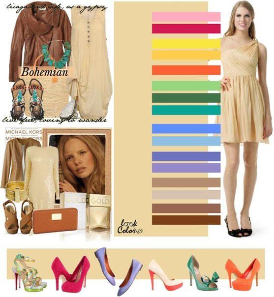Как сочетать цвета в одежде - фото 9