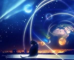 Луна и природа человека