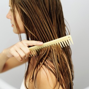 Лечение волос луком