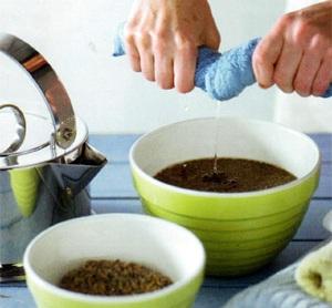 рецепты из ромашки