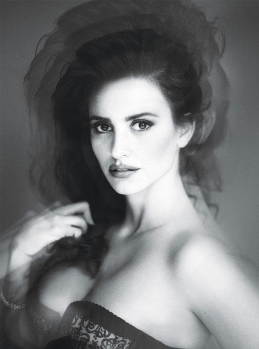 Пенелопа Крус для W Magazine Сентябрь 2012 - фото 2
