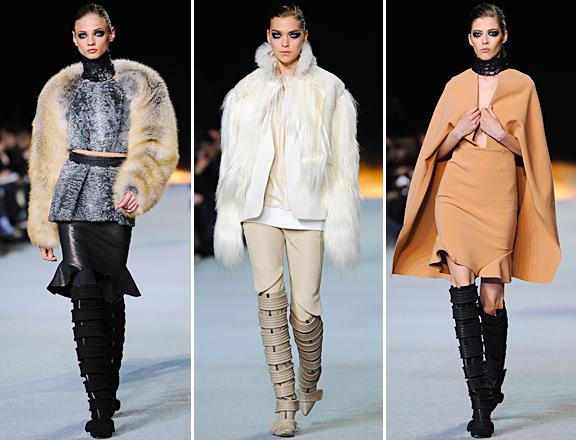 Мода осень 2012 - фото 11