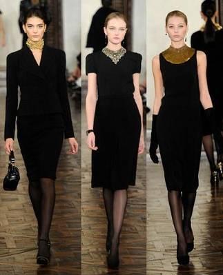 Мода осень 2012 - фото 18