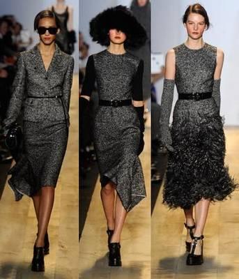 Мода осень 2012 - фото 16