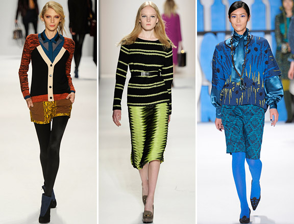 Мода осень 2012 - фото 15