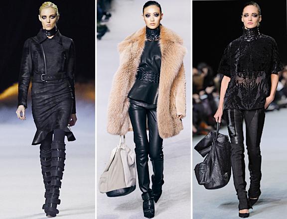Мода осень 2012 - фото 10