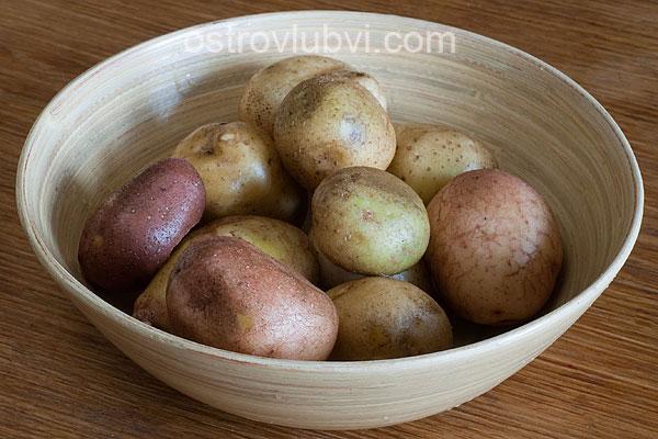 Картошка в духовке - фото 1