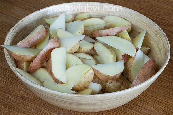 Картошка в духовке - фото 2