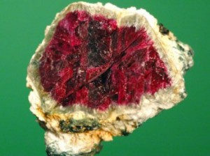 кристаллы рубина