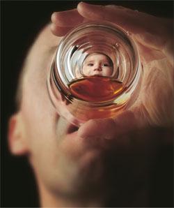 алкоголизм, причины