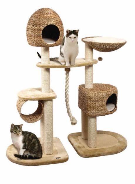 Домики для кошек - фото 20