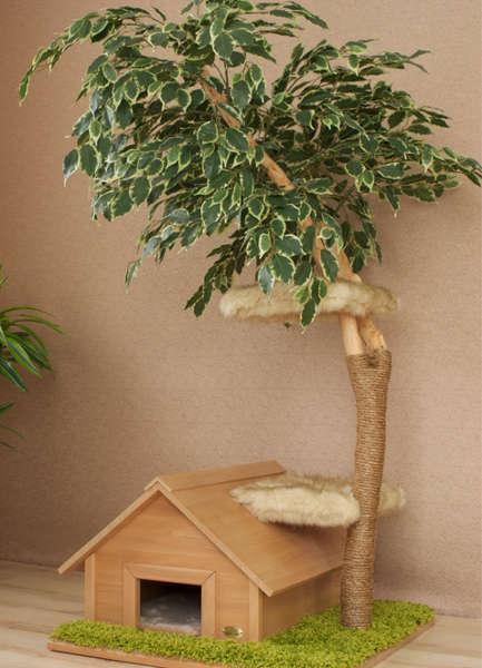 Домики для кошек - фото 3