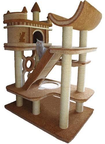 Домики для кошек - фото 19