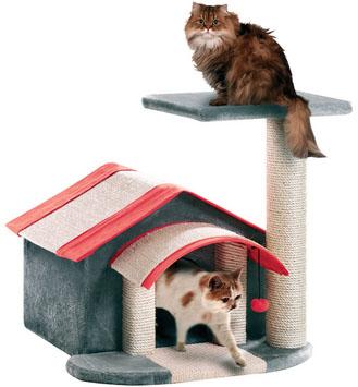 Домики для кошек - фото 21