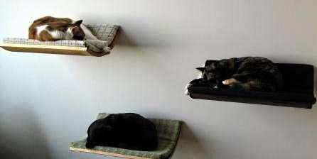 Домики для кошек - фото 26