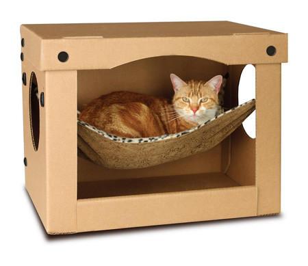 Домики для кошек - фото 28