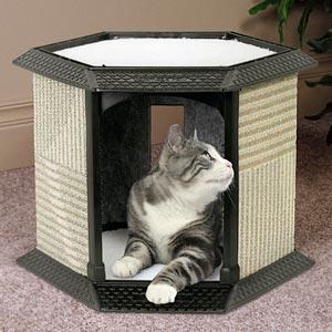 Домики для кошек - фото 29