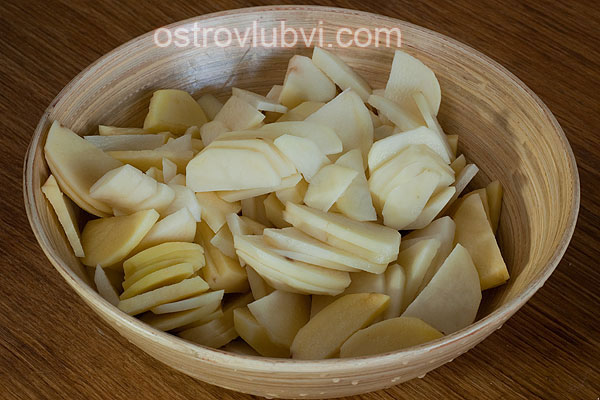 Картофель с сыром - фото 3