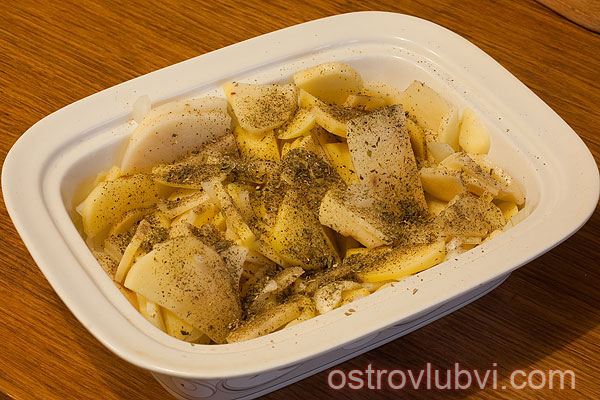 Картофель с сыром - фото 5