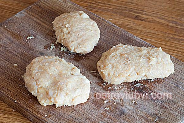 Куриные котлеты с сыром - фото 5