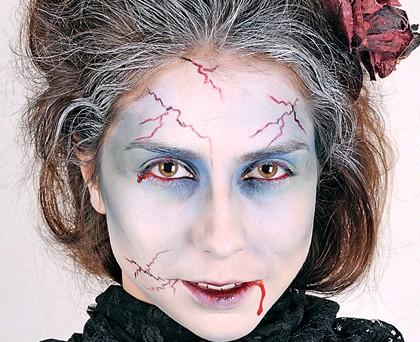 Образ на Хэллоуин - фото 5