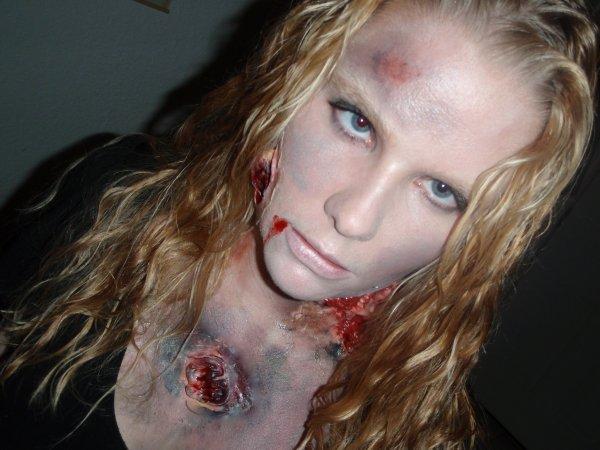 Образ на Хэллоуин - фото 6