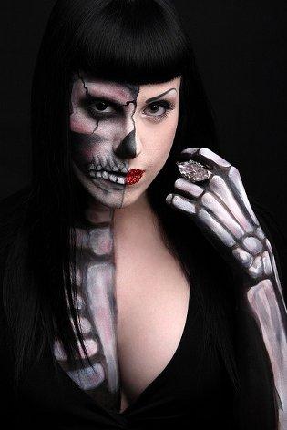 Образ на Хэллоуин - фото 12