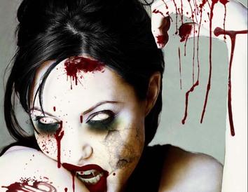 Образ на Хэллоуин - фото 7