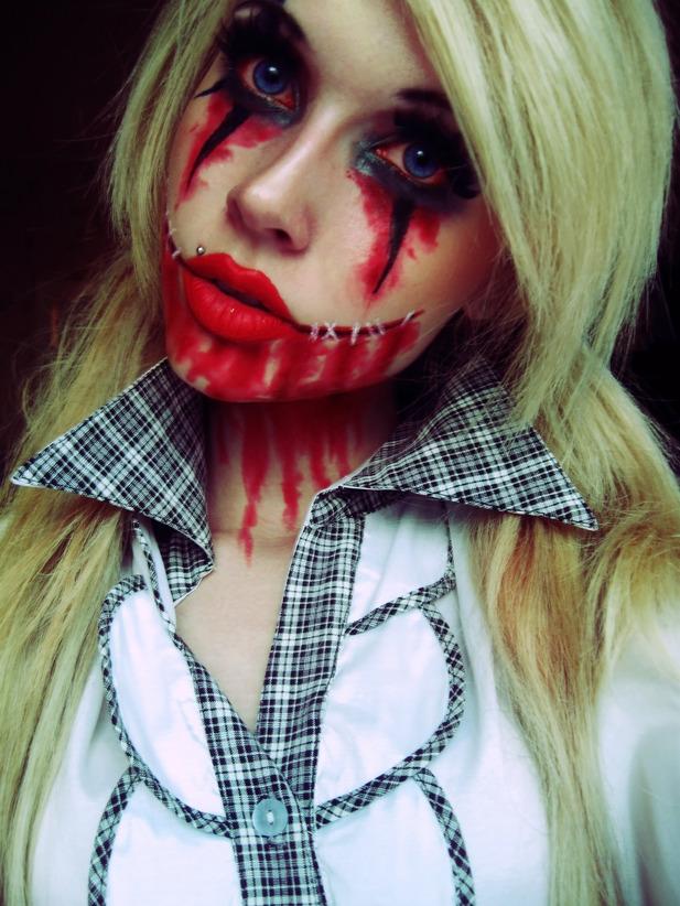 Образ на Хэллоуин - фото 23