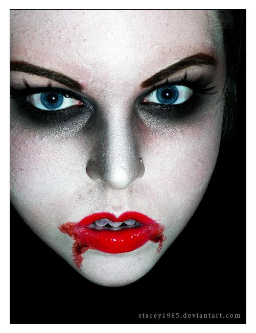 Образ на Хэллоуин - фото 20