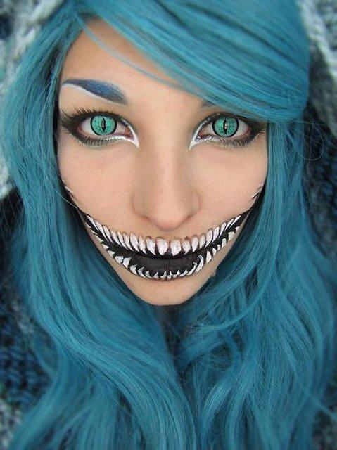 Образ на Хэллоуин - фото 16