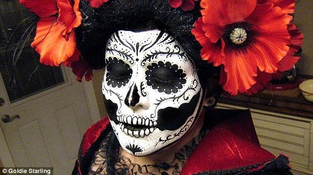 Образ на Хэллоуин - фото 26