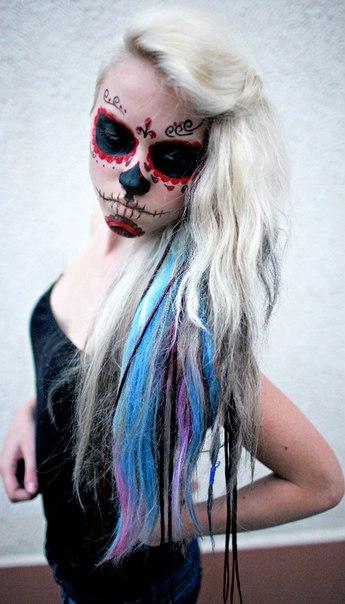 Образ на Хэллоуин - фото 13