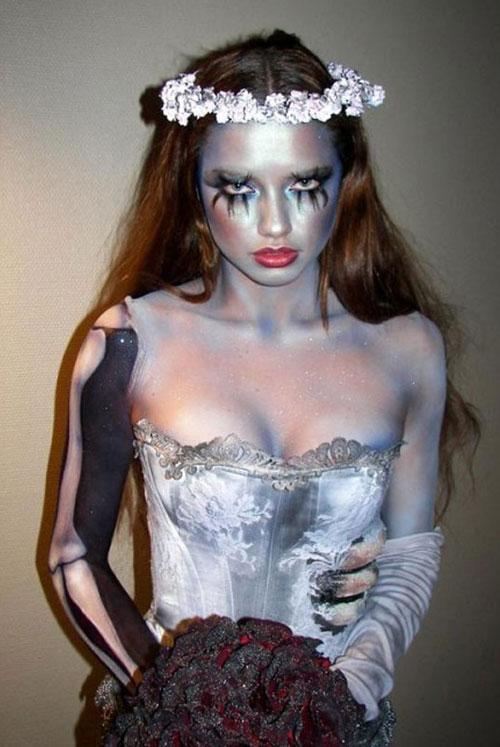Образ на Хэллоуин - фото 14