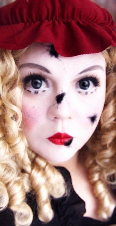 Образ на Хэллоуин - фото 11