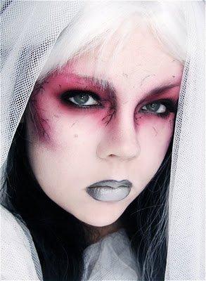 Образ на Хэллоуин - фото 21