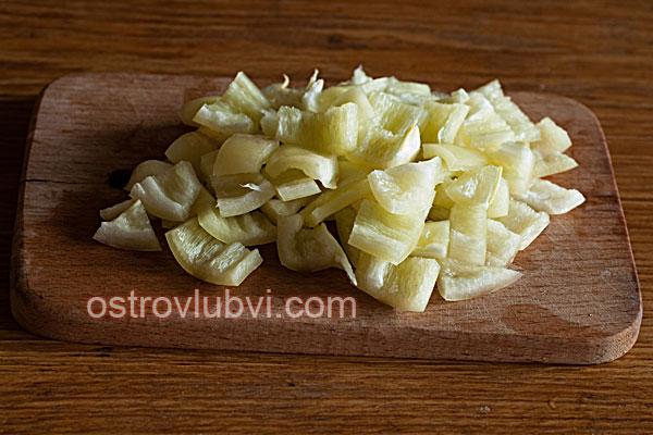 Салат из свежих овощей - фото 2